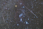 Meteor by The Geminids