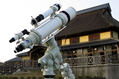 My Telescope | Astrophotography by T Yoshida